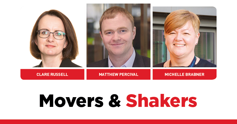 MOVERS AND SHAKERS: EDITION 304