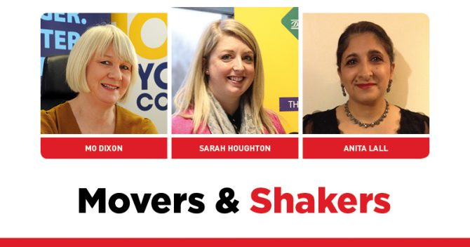 MOVERS AND SHAKERS: EDITION 305