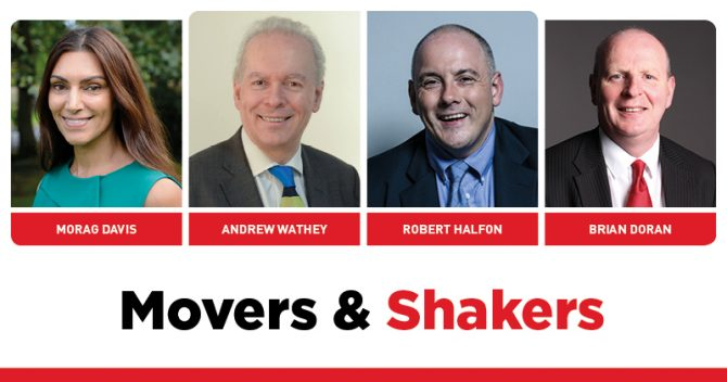 MOVERS AND SHAKERS: EDITION 306