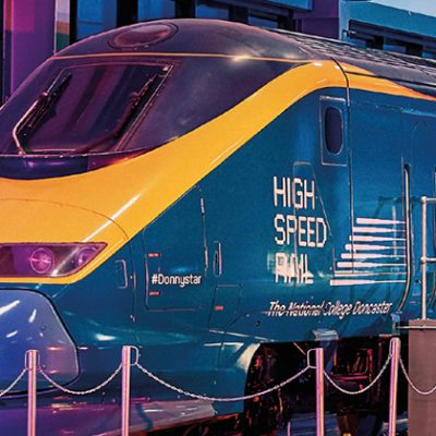 University picked as preferred bidder to take over HS2 college at risk of insolvency