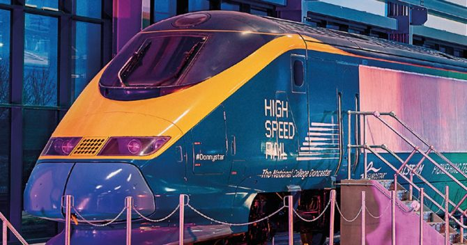 HS2 college at risk of insolvency seeks partner