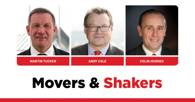 MOVERS AND SHAKERS: EDITION 309