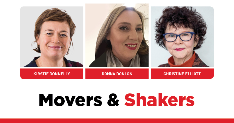 MOVERS AND SHAKERS: EDITION 310