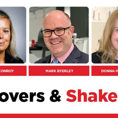 MOVERS AND SHAKERS: EDITION 312