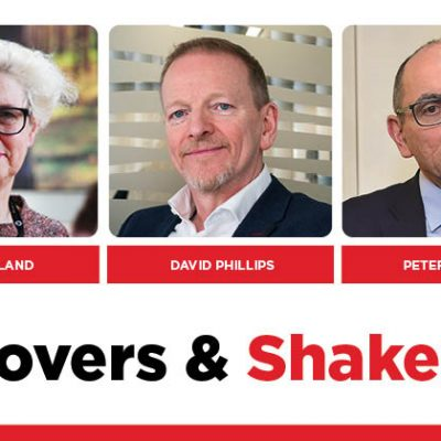 MOVERS AND SHAKERS: EDITION 311
