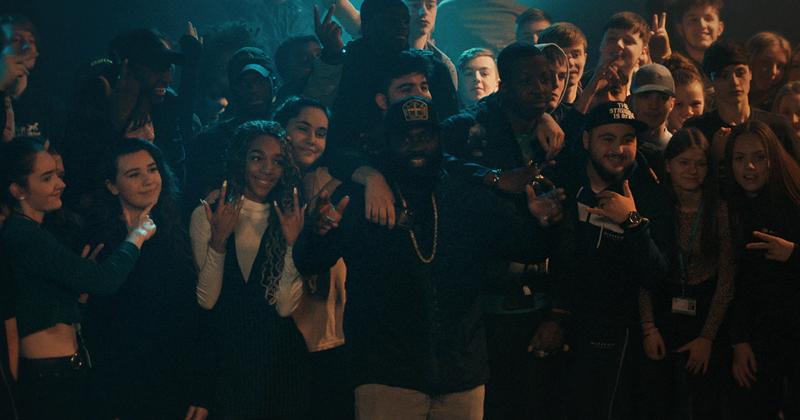 £1m rap collaboration sends apprenticeship site visits soaring