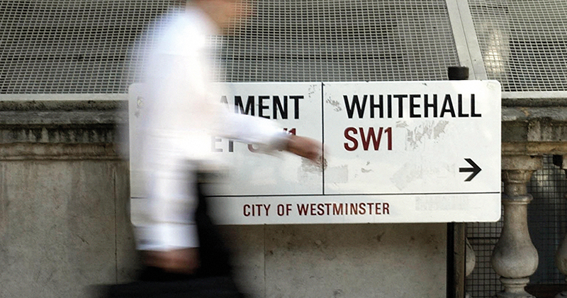 Controversial MBAs prove a hit in Whitehall departments