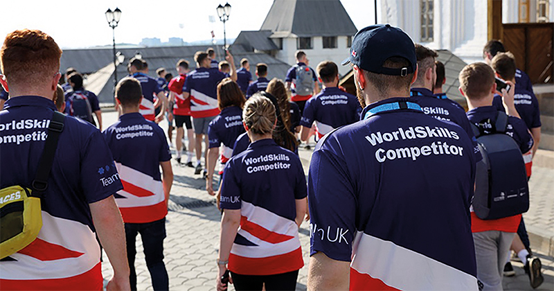 Applications open for WorldSkills Centre of Excellence