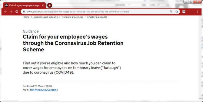 Colleges set to furlough staff through Covid-19 job retention scheme