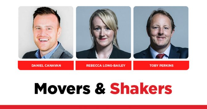 MOVERS AND SHAKERS: EDITION 315
