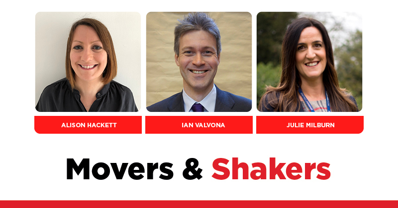 MOVERS AND SHAKERS: EDITION 316