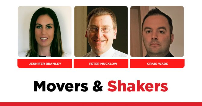 MOVERS AND SHAKERS: EDITION 317