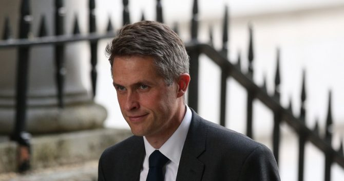 The chaos generated by this year's exam results lies squarely at the door of Gavin Williamson