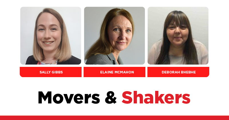 MOVERS AND SHAKERS: EDITION 318