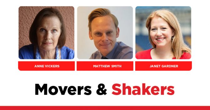 MOVERS AND SHAKERS: EDITION 319