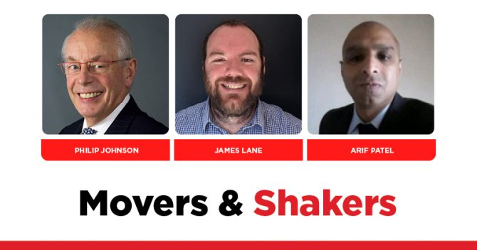 MOVERS AND SHAKERS: EDITION 322