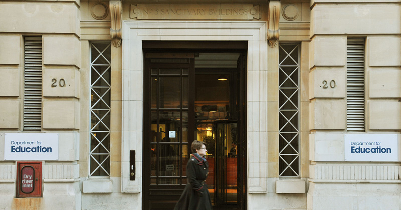DfE seeks views on 'undervalued' level 2 and below quals market
