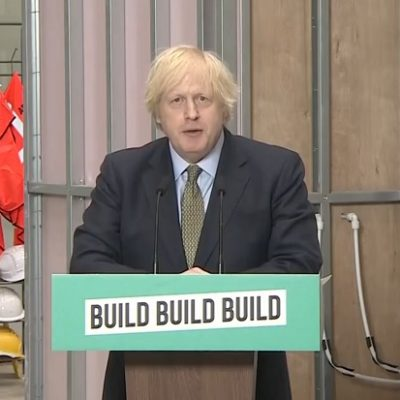 PM promises 'every young person' the 'chance of an apprenticeship or an in-work placement'