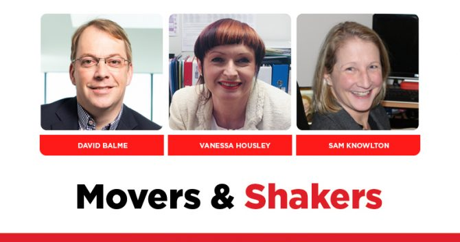 MOVERS AND SHAKERS: EDITION 320