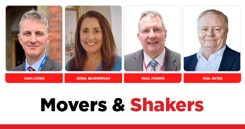 MOVERS AND SHAKERS: EDITION 324