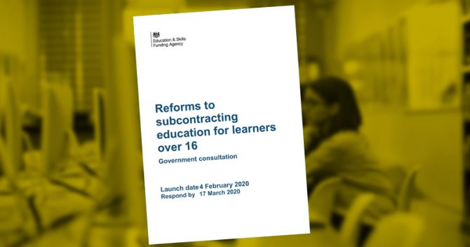 Speed read: New rules for subcontracting starting from 2020/21