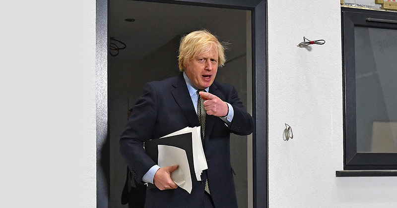 Too little, too late, Johnson's speech takes FE back to 2013