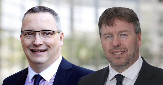 Federation of Awarding Bodies chair and vice-chair to step down
