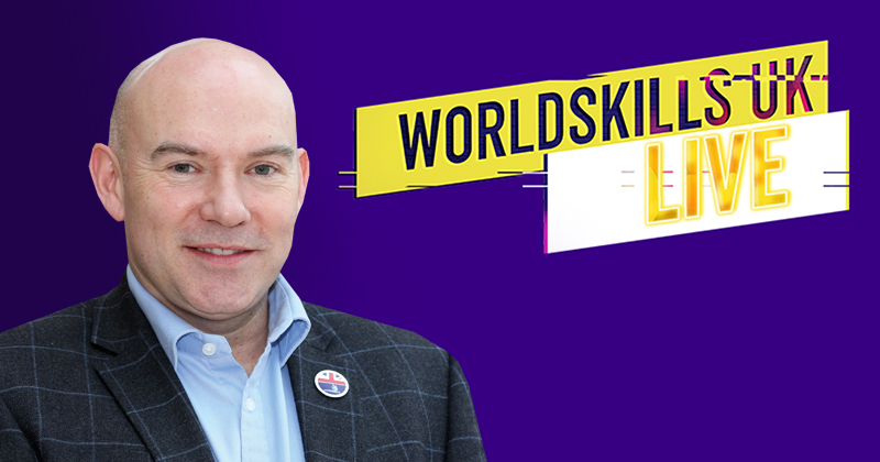 WorldSkills UK LIVE 2020 cancelled