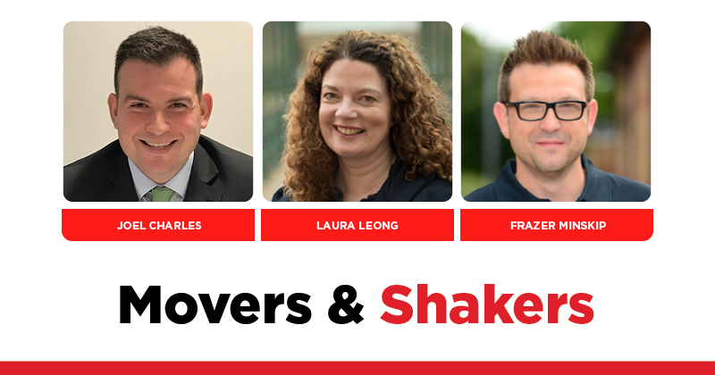 MOVERS AND SHAKERS: EDITION 326