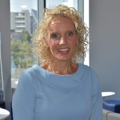 Victoria Copp-Crawley, principal, Ashford College