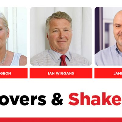MOVERS AND SHAKERS: EDITION 327