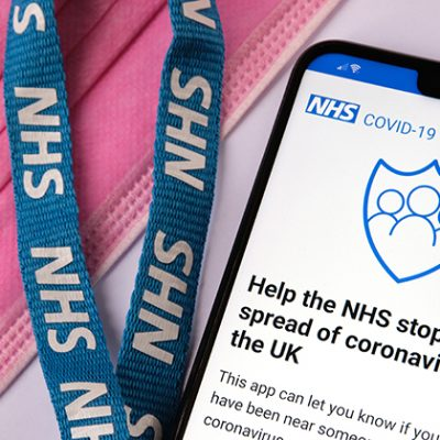 Government suggests schools and colleges relax phone bans to allow use of NHS Covid app