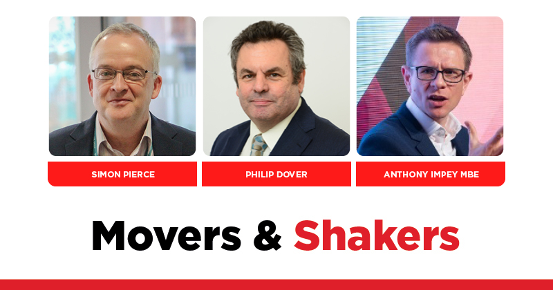 MOVERS AND SHAKERS: EDITION 328