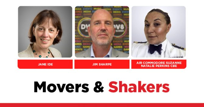 MOVERS AND SHAKERS: EDITION 330