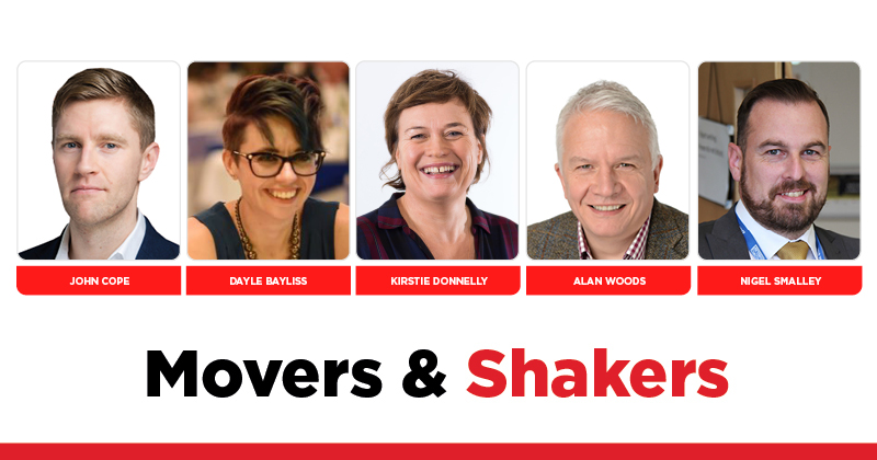 MOVERS AND SHAKERS: EDITION 331
