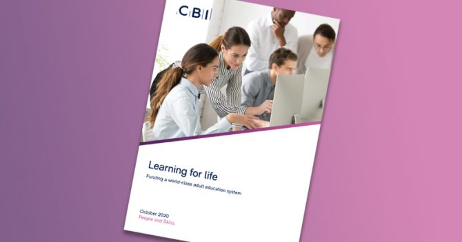 CBI calls time on 'failed' apprenticeship levy