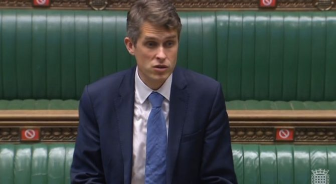 Education secretary makes 'guarantee' T Levels will be 'available' to adults in future