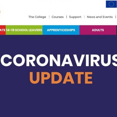Coronavirus: College announces two week 'circuit breaker'