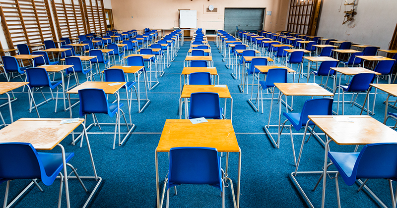 Few certainties, but exams are fairest and should go ahead