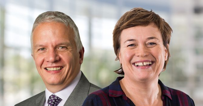 Federation of Awarding Bodies appoints a pair of chairs