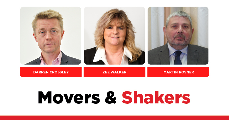 MOVERS AND SHAKERS: EDITION 329