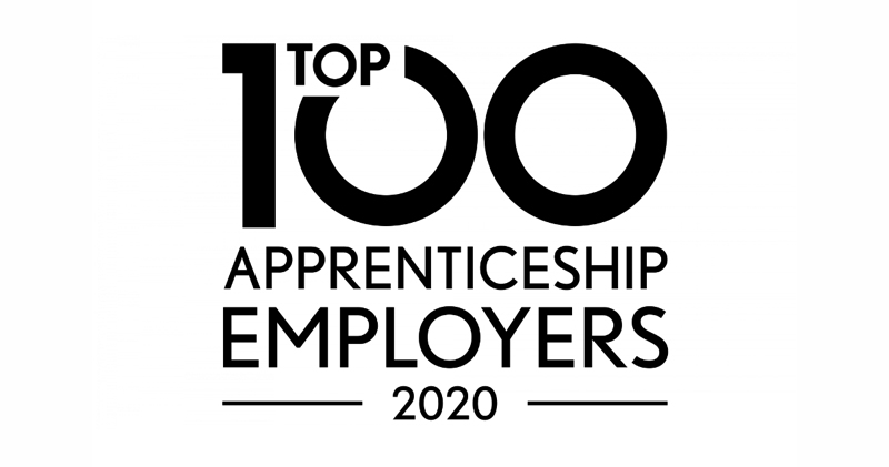 Revealed: The top 100 apprenticeship employers