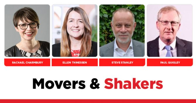 MOVERS AND SHAKERS: EDITION 332