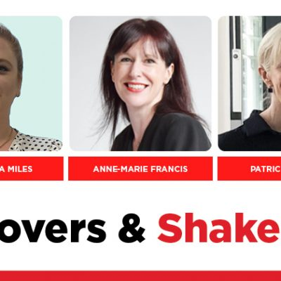 MOVERS AND SHAKERS: EDITION 334