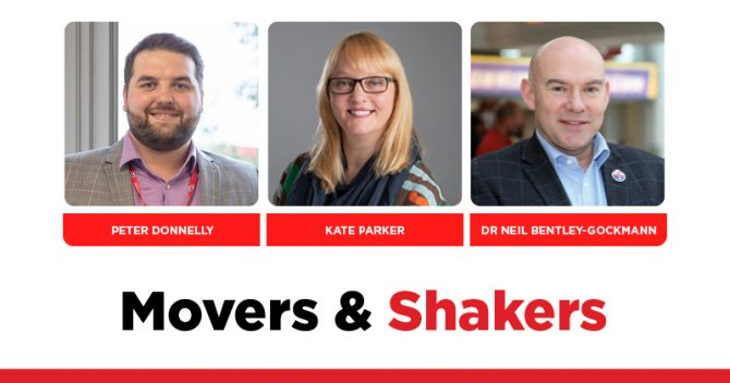 MOVERS AND SHAKERS: EDITION 335