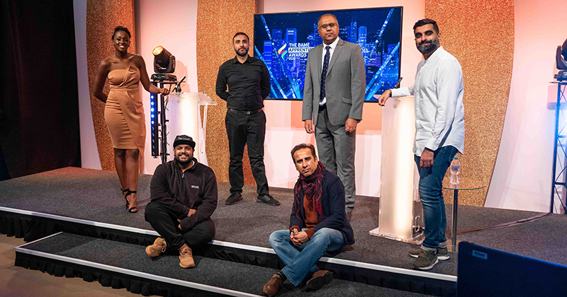 The winners of the BAME Apprenticeship Awards 2020
