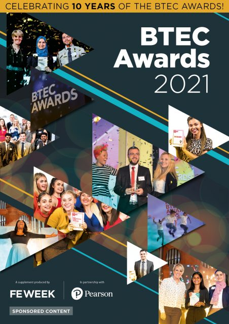 BTEC Awards 2021 | CELEBRATING 10 YEARS OF THE BTEC AWARDS!