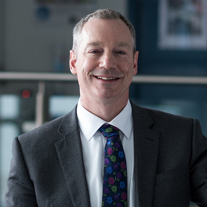 Profile: John Laramy, principal and CEO, Exeter College