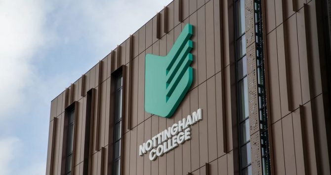 ESFA reveals major cashflow problems at mega-college in Nottingham