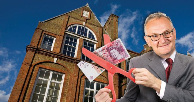 Colleges invited to use cost-cutting consultants